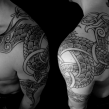 """viking dragon tattoo"" ""nordic tattoo"""