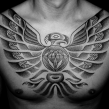 """haida eagle tattoo"""