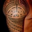 """polynesian tattoo"""